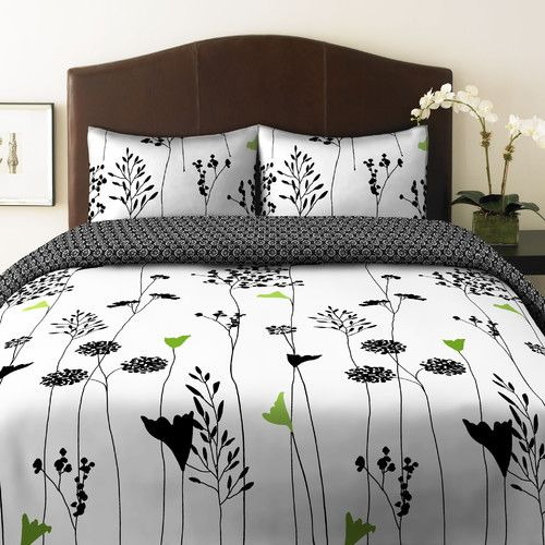 Found it at Wayfair - Asian Lily Comforter Set