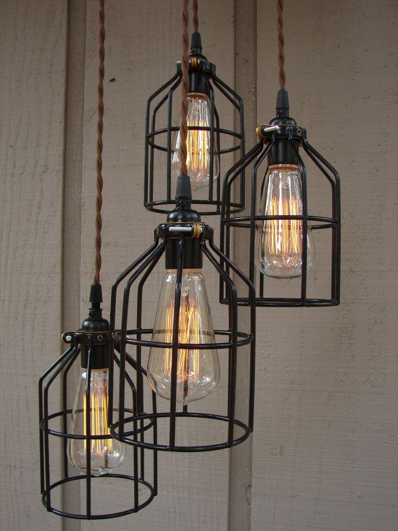 Light Industrial Pendant