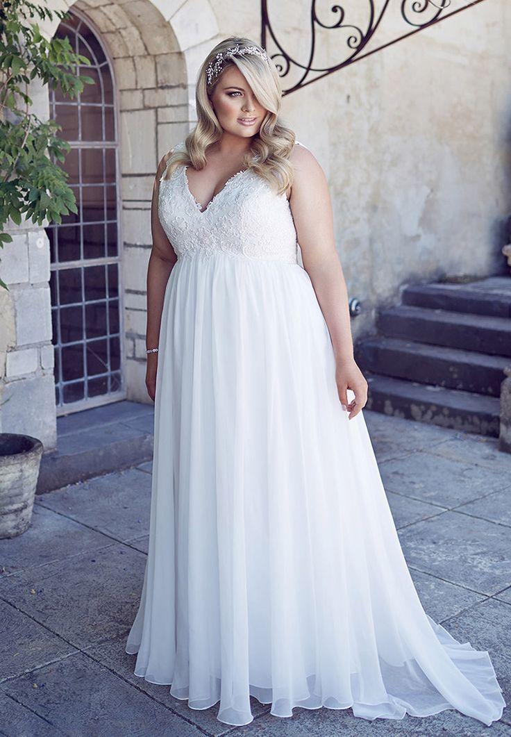 Vestido de Noiva Plus Size | Como Usar? | Revista iCasei                                                                                                                                                                                 Mais