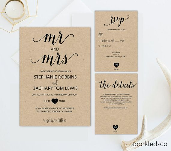 Rhode Island Wedding Invitation Printed: Best 25+ Wedding Invitation Templates Ideas On Pinterest