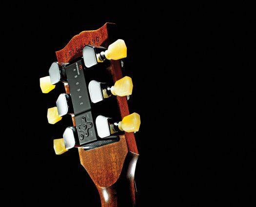 Tronical Tune - This Gadget Automatically Tunes Any Guitar In Seconds