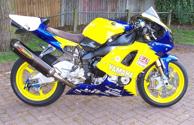 1999 Supercharged Yamaha R1