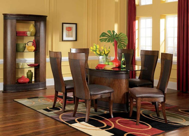 15 elegant dining room ideas always in trend always in trend - Dining Room Paint Colors Dark Wood Trim