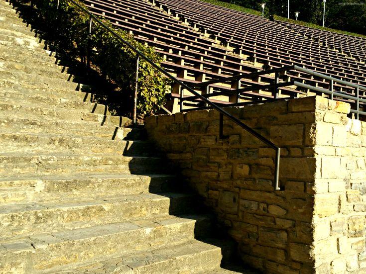 Treppen Berliner Waldbuehne - http://smg-treppen.de/treppen-berliner-waldbuehne/ Die Treppen der Berliner Waldbühne sind baulich noch auf dem Stand von 1936 und somit für jeden Besucher eine Herausforderung.