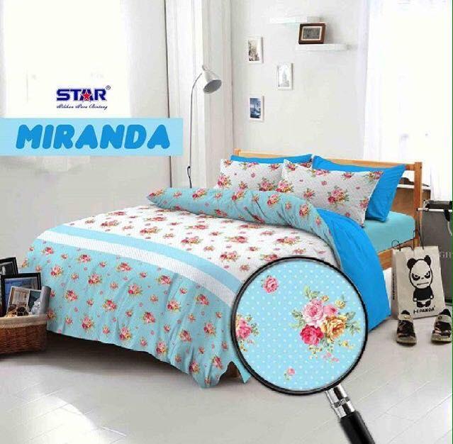 Miranda blue - AlfaruQy Ahsana Garment