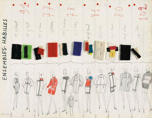 60 best images about sketch yves saint laurent on for Miroir yves saint laurent