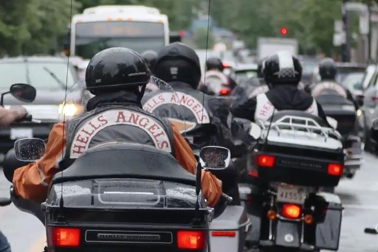 How the Hells Angels Made a Massive Comeback in Quebec | VICE | Canada