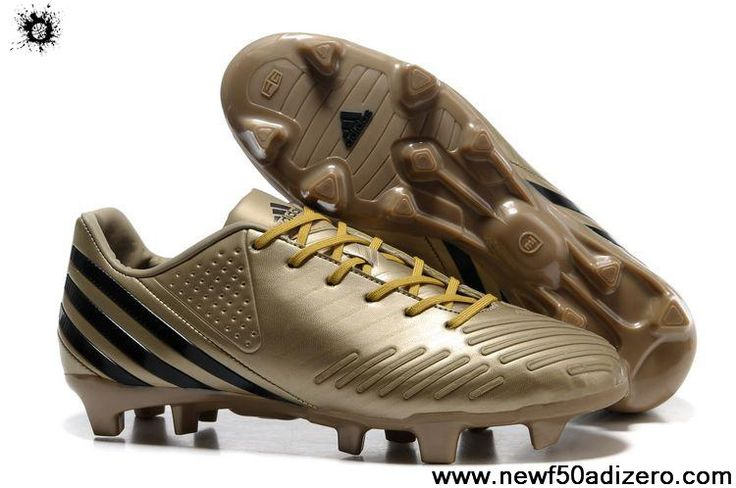 buy popular 4ab87 1019d ... Latest Listing Cheap Adidas Predator LZ TRX FG Gold-Black Sports Shoes  Store  Adidas . ...