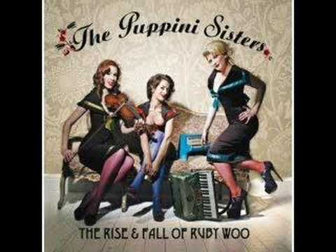 The Puppini Sisters-could it be magic