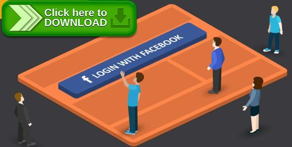 [ThemeForest]Free nulled download Login with Facebook — let users login with Facebook and get their Facebook emails from http://zippyfile.download/f.php?id=47977 Tags: ecommerce, facebook authorisation, facebook button, facebook connect, facebook email, facebook login, facebook register, facebook to email, facebook to getresponse, facebook to mailchimp, facebook user data