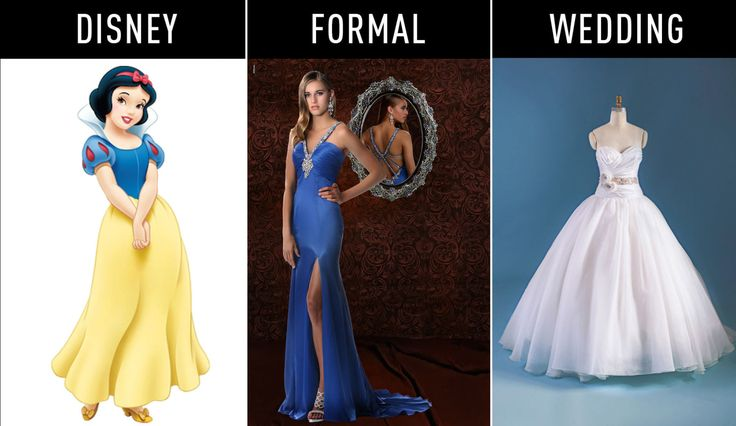 18+Disney+Princesses-Inspired+Gowns+for+Every+Stage+of+Life - Cosmopolitan.com