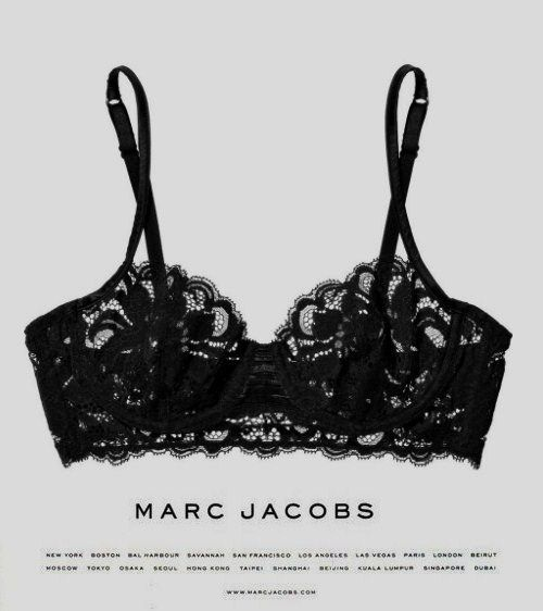 Marc jacobs bra