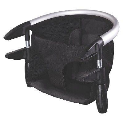 phil&teds Lobster Clip-On Highchair - Black