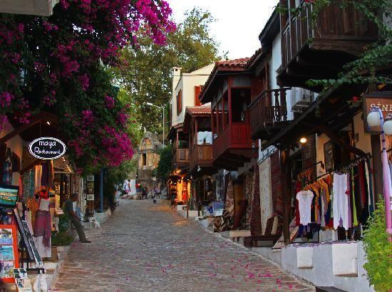 Kas, Antalya, Turkey
