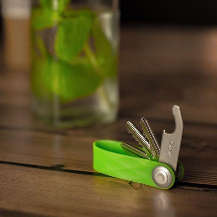 top3 by design - Orbitkey - Orbitkey green elastomer