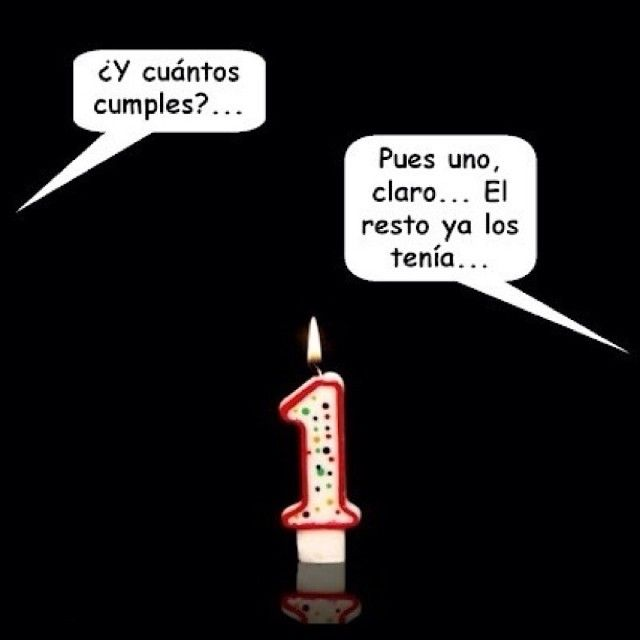 Feliz Cumpleaños!                                                       …