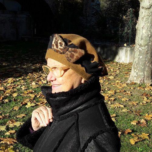 Chapeau-béret modèle ARUSHA