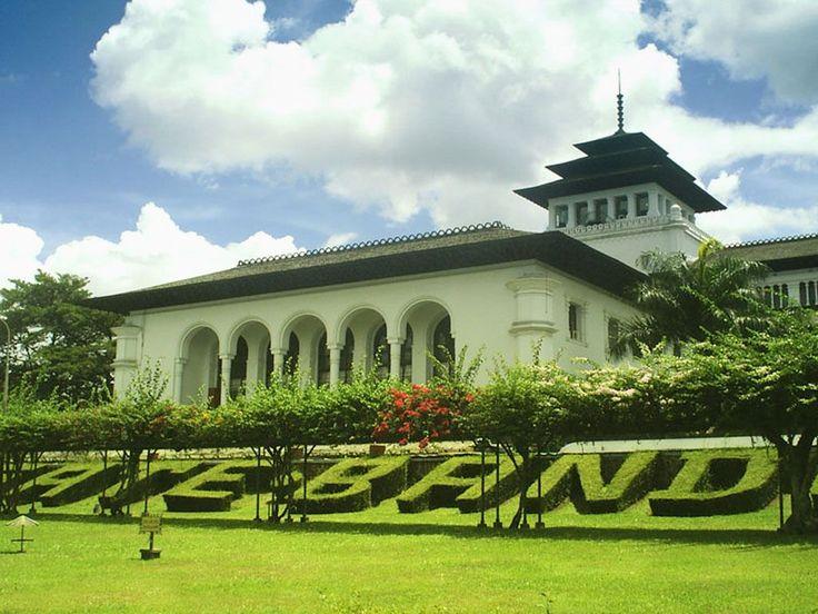Gedung Sate, Bandung Indonesia