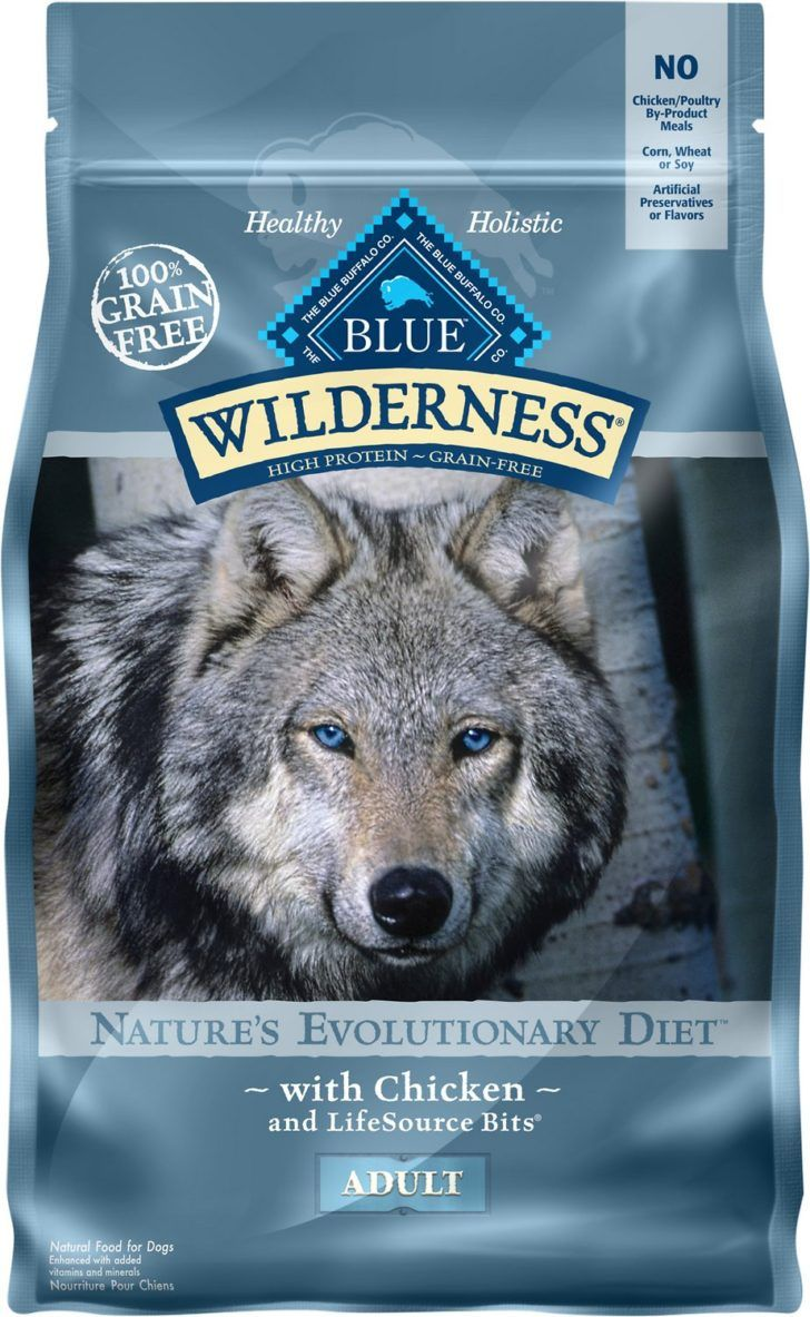The Domestic Dog Blue Buffalo Dog Food Blue Wilderness Chicken