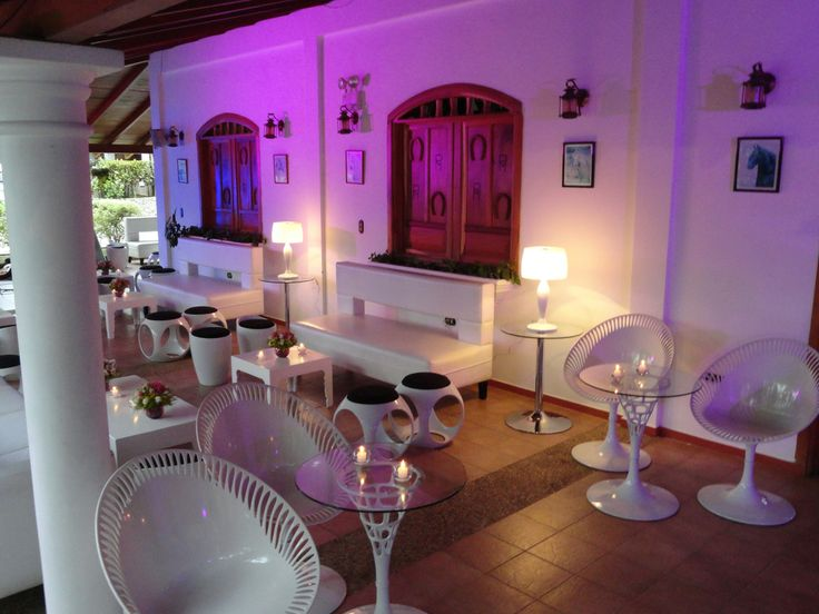 #EnImagen Decoración Lounge para #EventosCorporativos
