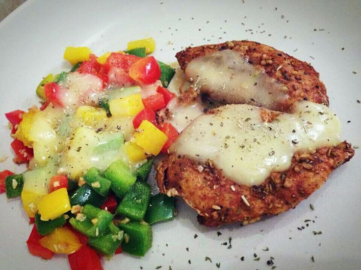 chicken breast with cajun spices