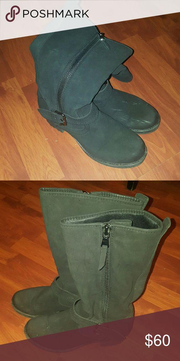 White Mountain Boots Black boots White Mountain  Shoes Winter & Rain Boots