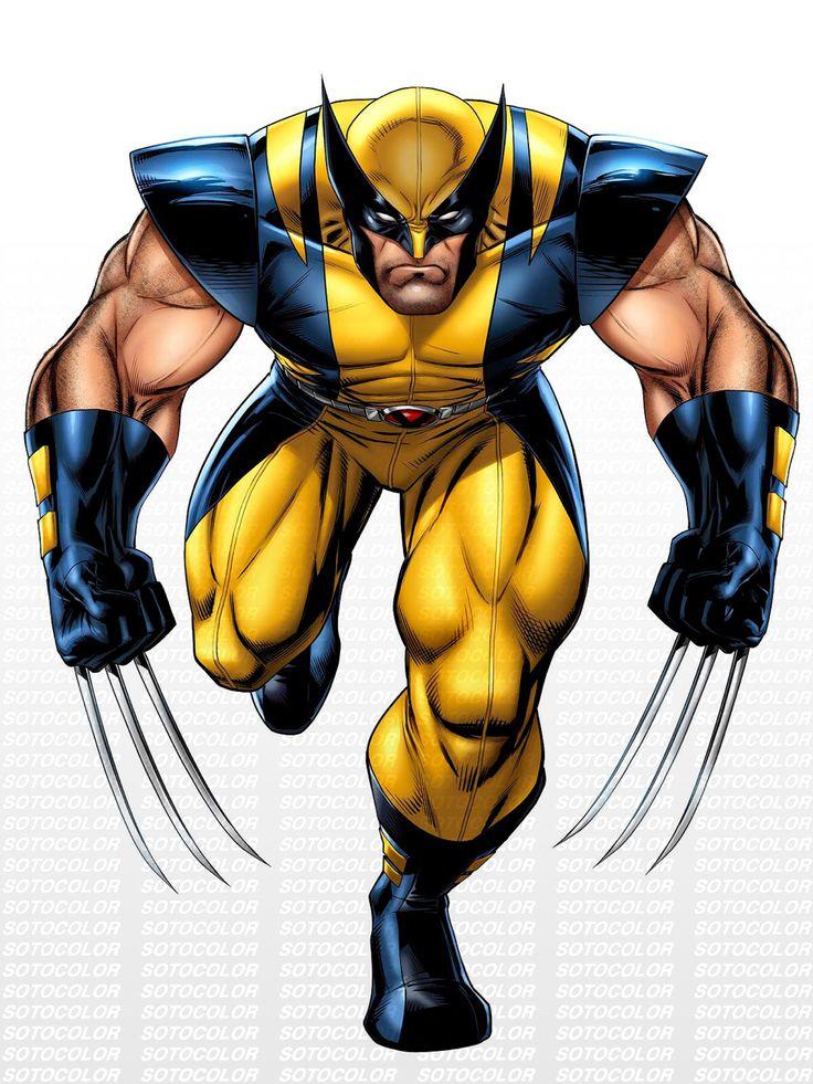 Wolverine personaggio primo di personalità,antipatico!!