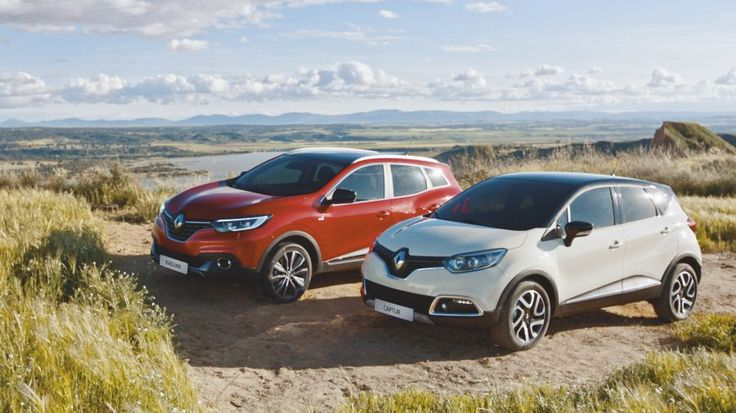 Miesiąc crossoverów Renault