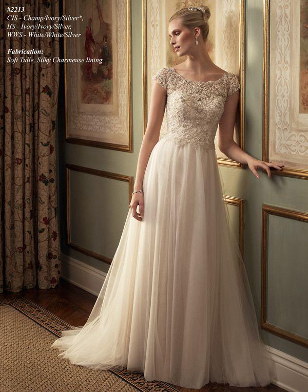 Casablanca Bridal Fall 2015 Collection