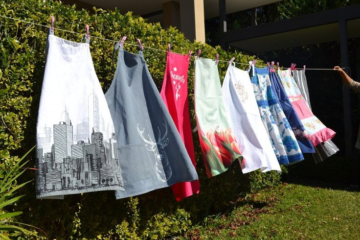 Eco-Friendly Aprons . - 9 Things To Look For When Shopping For Eco-Friendly Dinner Gear | TOAT