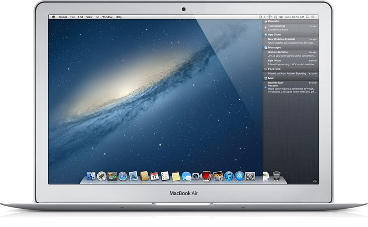 Apple - OS X Mountain Lion - Move your Mac even further ahead.