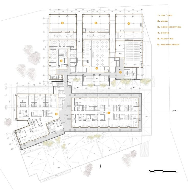 Gallery of Pars Hospital / New Wave Architecture - 30