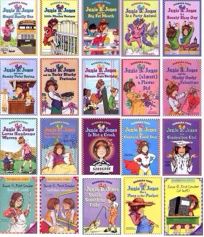 My Name Is Junie B Jones The B Stands For Beatrice