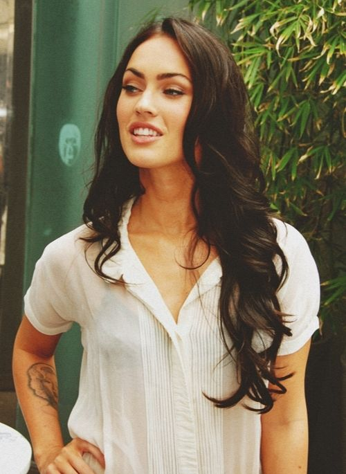 beautiful, girl, megan fox, photo, cute, woman, hairstyle