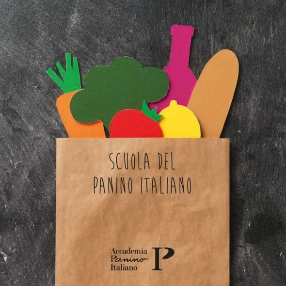 Una Scuola professionale del panino, una biblioteca di 1500 volumi, un magazine, una mostra e una app per geolocalizzare i migliori panini made in Italy