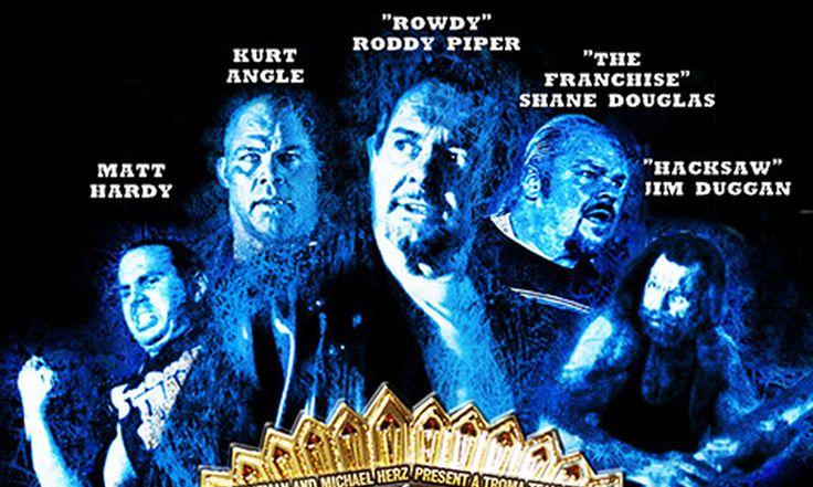 Pro Wrestlers Vs Zombies, la recensione di Marco Piva Dittrich #zombie #wrestling