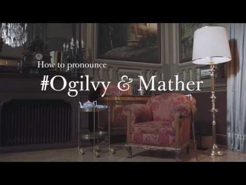 "Cómo pronunciar Ogilvy & Mather ""Like a Lord"" | Entra en http://www.elcafeatomico.com/como-pronunciar-ogilvy-mather-like-a-lord/ y descubre mucho más! #ads #spot #publicidad"