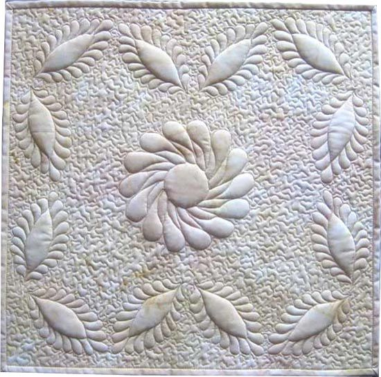 Best images about quilting trapunto on pinterest