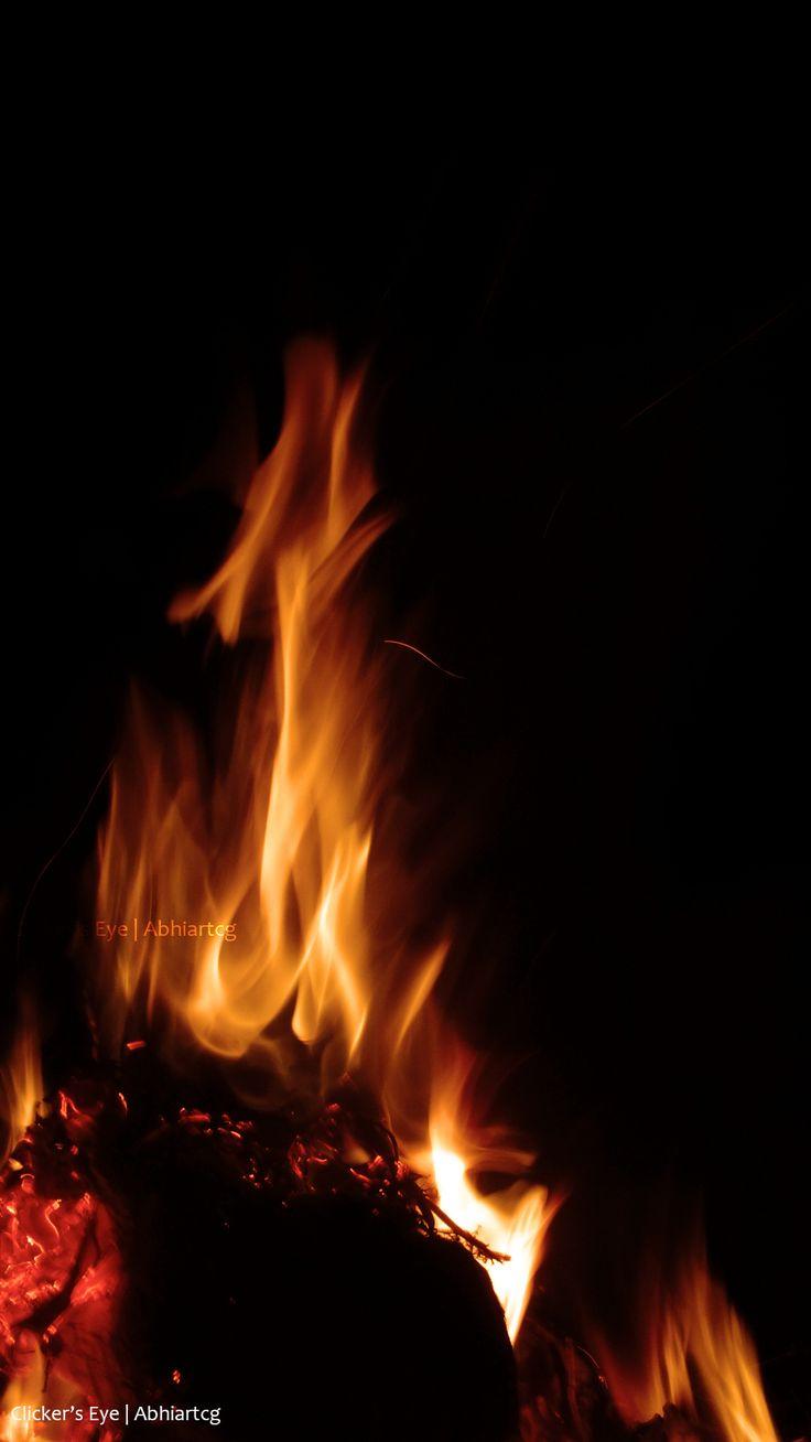#flames #fire #bonefire
