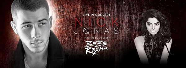 Nick Jonas Announces 2015 North American Concert #nickjonas