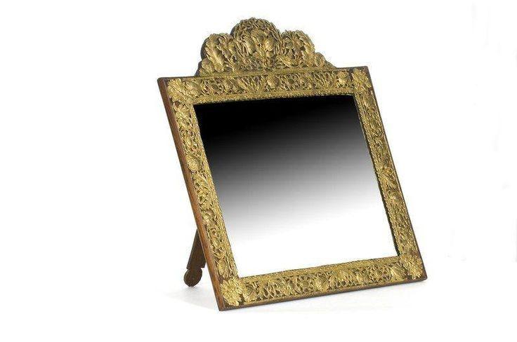 Miroir de toilette paris 1650 1660 paris mus e for Miroir paris