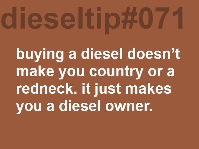 71 Diesel Tips Funny Diesel Truck Meme DieselTees.com from Thoroughbred Diesel