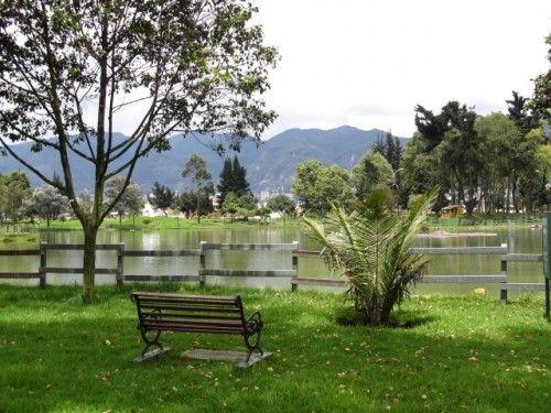 EL ROSARIO, Parque de los Novios.