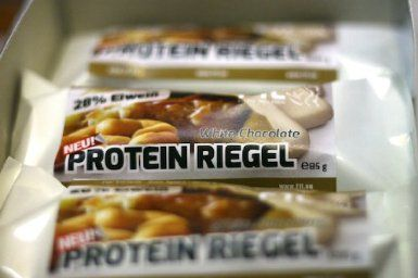 Fitter ins Leben LowCarb Protein Riegel White Chocolate, 12er Pack