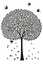 TREE 90X60CM VINYL WALL STICKER
