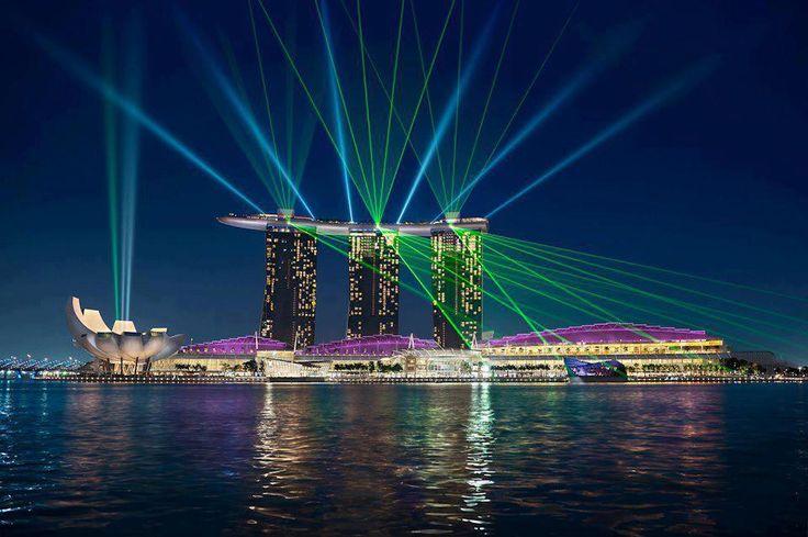 Singapore - Dance of Light