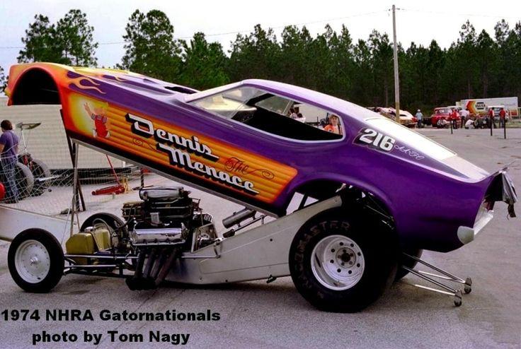 Bob Banning Dodge Race Cars