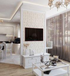 Гостиная в стиле неоклассики, Дизайн гостиной фото, Дизайн квартиры неоклассика, Интерьер гостиной фото