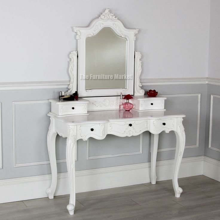 mirrored bedroom vanity 1000 ideas about white dressing tables on 12425