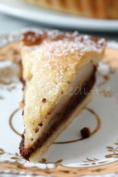Tra le torte più buone che io abbia mai preparato. Tra le più richieste in famiglia e tra gli amici eppure non ne ho mai postato la ricett...